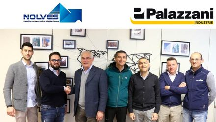 Nolves Srl becomes Palazzani Industrie Spa partner