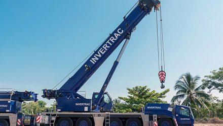 Grove GMK5250L advances crane fleet modernization in Colombia