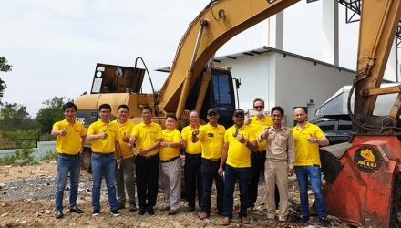 Allu holds first ever SE Asia dealer meeting in Thailand
