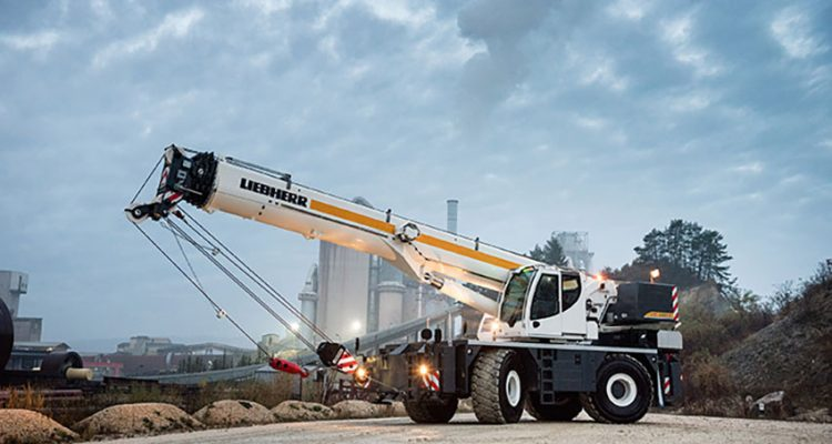 Liebherr to present latest machinery in Finland at the 2019 Maxpo