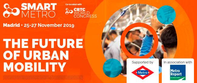 SmartMetro and CBTC World Congress