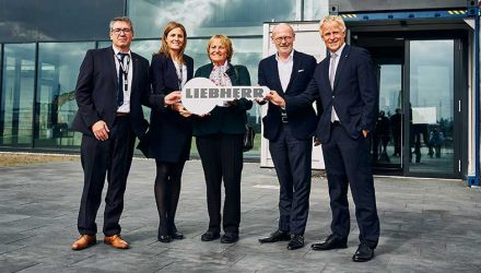 Liebherr opens new subsidiary in Hamburg Port