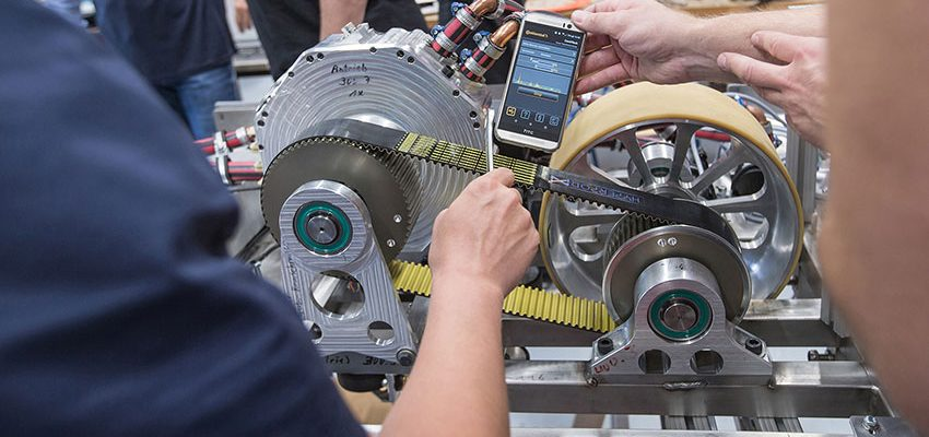 Continental Has Been Shaping the Industry with Drive Belts for 120 Years