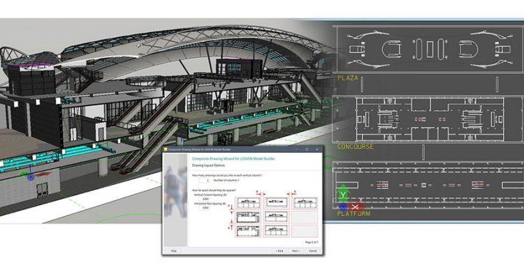 Bentley Systems Design Integration, BIM to 4D through Digital Twins