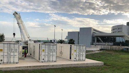 HIMOINSA supplies emergency power to Algeria's International Airport