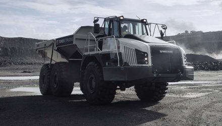 Terex Trucks focuses on growth in Benelux market
