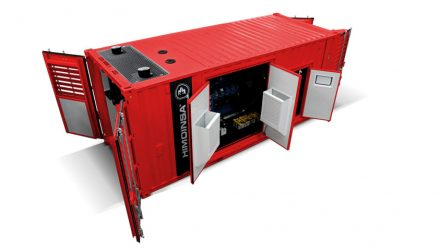 HIMOINSA Generator sets. Quality and robustness
