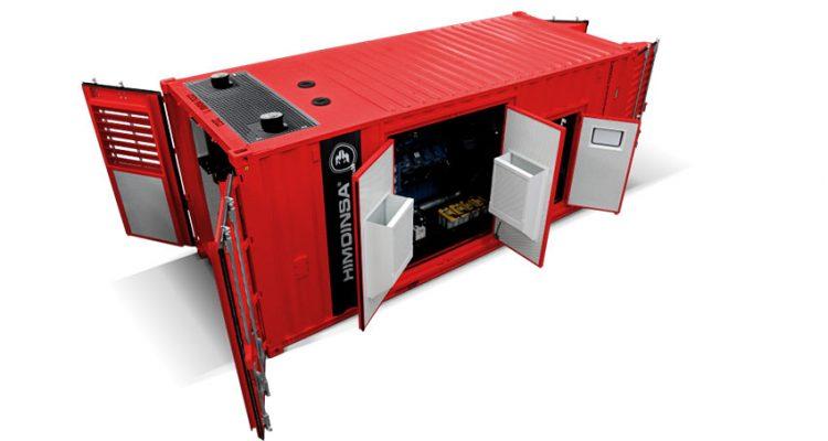 HIMOINSA Generator sets. Quality and robustness