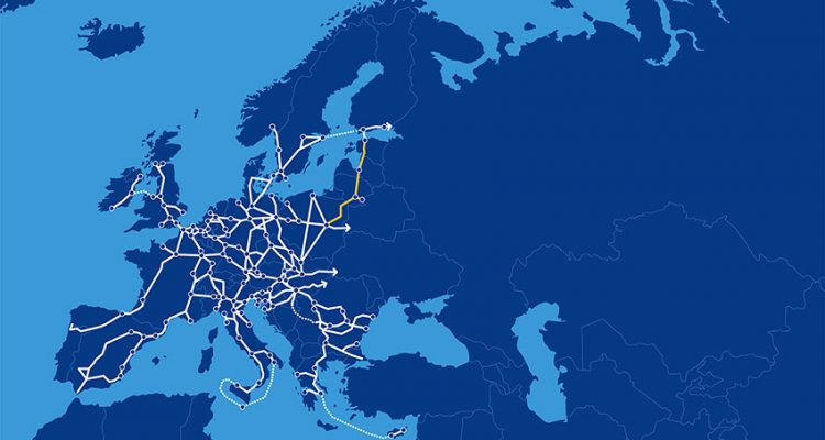 AECOM Spain selected to be part of the Rail Baltica Project