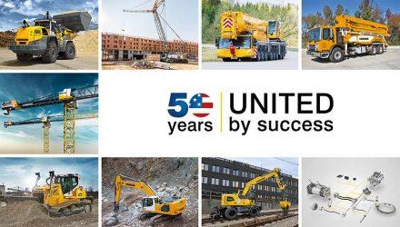 Liebherr to exhibit lastest construction machines at Conexpo 2020