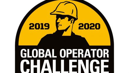Caterpillar Global Operator Challenge at CONEXPO-CON/AGG 2020