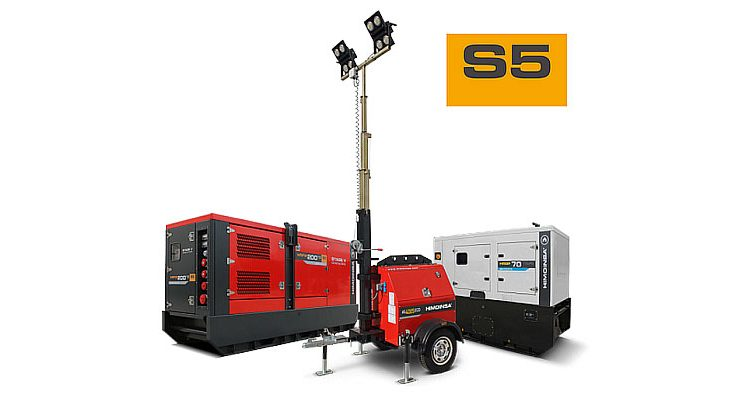 HIMOINSA Stage V & RoHS 2 environmental sustainable generators