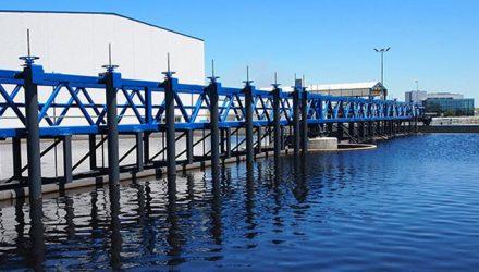 ACCIONA to upgrade OS PRACERES wastewater plant in Pontevedra