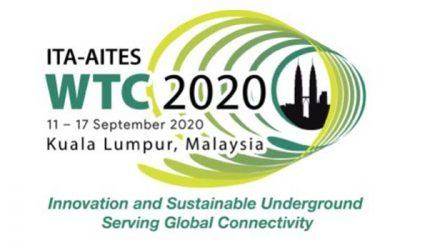 Postponing of World Tunnel Congress WTC2020 due coronavirus
